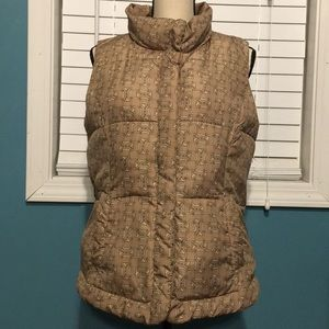 Charter Club Women's Puff Vest Size Large